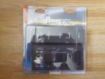 Consola de comutare audio/video Power King/Hama sigilata