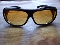 Set 2 ochelari soare bresser/braun,stereoscopici,prot.uv,