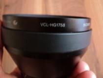 Lentila conversie teleconvertor sony teleconversion lens 1.7