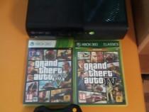 Xbox 360 + gta 5 + gta 4