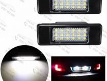 Set lampi LED numar Citroen C3, C3, C4, C5, C6 - Limousine