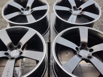 Set jante noi concave negre r19 5x120 pentru range rover bmw