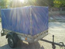 Remorca auto de 750 kg/ Platforma de Inchiriat si Transport