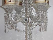 Sfesnic nunta/botez cristal 4 brate