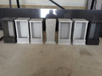Felinare cimitir din granit