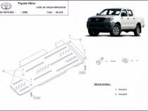 Scut metalic diferential si cutia de viteze Toyota Hilux 199