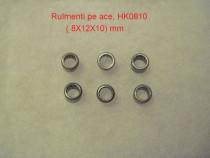Rulmenti pe ace HK 0810 ( 8x12x10 ) mm