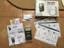 Glucometru GlucoMen Ready, tester glicemie