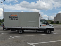 Transport mărfa oriunde în România