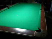 Reparații mese de biliard si snooker