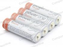 Baterie AA, LR6,alcalina, 1,5V,Varta Power One,4 buc-050347