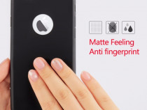 Iphone 7 - Husa Slim 0.3mm Din Silicon Negru