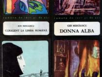 """4 cărţi din colecţia """"Romane de ieri şi de azi"""""""