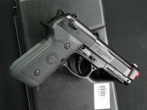 Pistol aer comprimat beretta elite-usa, co2,pusca+ munitie !