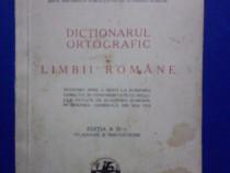 Dictionarul ortografic - Stefan Pop 1944 / R2S