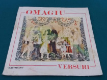 Disc vinil *omagiu versuri/1977