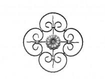 Ornamente din fier forjat