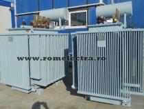 Reparatii/Rebobinari/Probe/Montaj Transformatoare kVA MVA