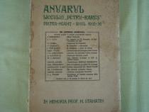 Anuarul Liceului Petru Rares Piatra Neamt 1935-1936