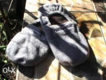 Papucii de casa calzi