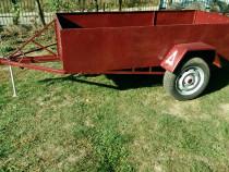 Remorca jeep sau tractor