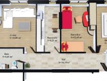Brancoveanu / Oltenitei apartament 3 camere Finalizat