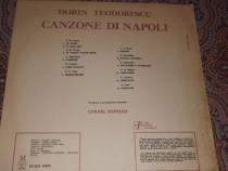 Vinil de colectie-Dorin Teodorescu-Canzone Din Napoli