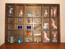 Colectie miniaturi-curiozitati