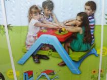 -35% redus 4 mese pliabile,joaca copii,interior/exterior.noi