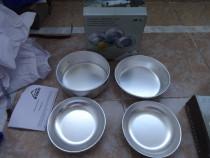 -40% Reducere Set Vase-Aluminiu-2 Persoane,Munte,Camping.NOU