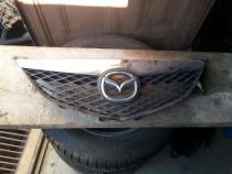 Grila capota Mazda 6