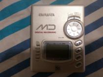 Aiwa AM-F70 Portable Minidisc Recorder/Player - JAPAN