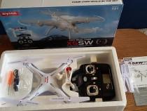 Drona SYMA X5SW cu WI-FI și filmare HD