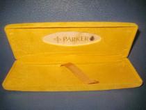 6335-Cutie stilouri- pixuri Parker, stare buna.