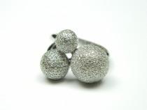 Inel argint rodiat Model IN017722