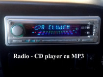 CD Player auto radio cu MP3