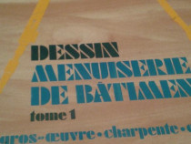 Carte de arhitectura - J.Heurtematte in limba franceza