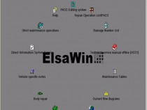 ELSA WIN 5.30 VAG Group NEW ElsaWin FULL Pack 2014-2015-2016