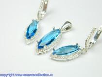 Set bijuterii argint Model ST790112