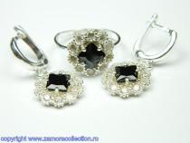 Set bijuterii argint Model ST992311