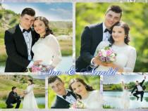 Filmari in full hd si fotograf pentru nunta ta !