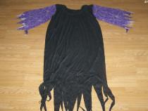 Costum carnaval serbare vrajitoare pentru adulti marime XL