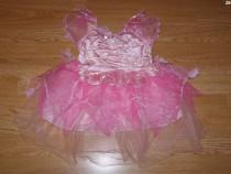 Costum serbare zana printesa pentru copii de 2-3 ani