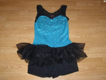 Costum carnaval rochie dans balet gimnastica pentru adulti