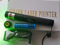 Laser Green Pointer NOU 10.000mw,Baterie 6800mah Puternic