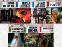 """13 cărţi din colecţia """"Fantastic Club"""""""