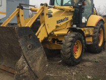 Inchiriez buldoexcavator pt Demolări,escavari,nivelari