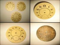 Cadrane frumoase pt ceasuri buzunar categoria 1 din metal.