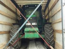 Transport utilaje agricole si industriale