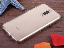 Husa silicon 0.3mm cu protectie la camera Huawei Mate 9 pro